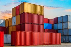 Find Out How High-Quality Shipping Containers for Sale Can Benefit Your Business - E M S Shipping Container Sizes, Shipping Container Homes Australia, Converted Shipping Containers, Shipping Container Office, Shipping Containers For Sale, Storage Containers For Sale, Container Homes For Sale, Container Company, Perth