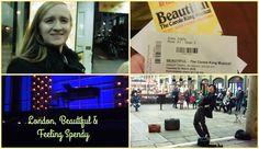 LONDON, BEAUTIFUL & FEELING SPENDY - WEEKLY VLOG #11 | MoreRetroBombshell
