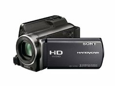 Black Friday 2014 Sony HDR-XR150 120GB High Definition HDD Handycam Camcorder from Sony Cyber Monday