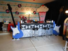 50s Party - Rambling with Dona - Mineral Dealer USA - Kristalle