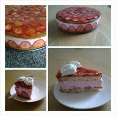 Mijn verjaardags taart.