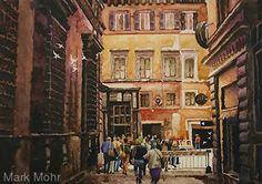 Rome Alley. Mark Mohr.