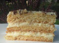 Miodownik - przepis ze Smaker.pl Vanilla Cake, Food, Bakken, Essen, Meals, Yemek, Eten