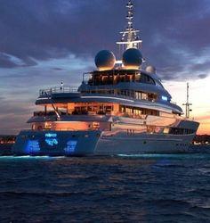 Beautiful House Plans, He's Beautiful, Beautiful Homes, Yachting Club, Billionaire Lifestyle, Exotic Women, Power Boats, Water Slides, Luxury Lifestyle