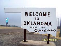 Oklahoma, Home of the Quakenado
