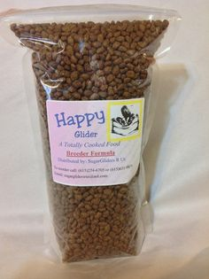 This breeder formula is specially formulated for sugar gliders that are responsible for nurturing your future baby sugar gliders.