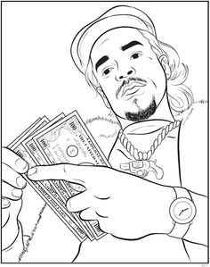 Rap Coloring Book: An Interview With Creators Bun B & Shea Serrano ...