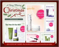 Que la crisis no os agobie! Alta cosmética para ti a un precio accesible para todas.   El regalo estrella de estas navidades.  http://www.maquillajemagiccoast.com/