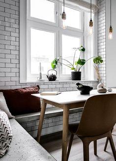 Stylish turn of the century home - via Coco Lapine Design blog