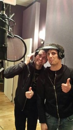 Mike and Matt