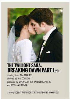 Twilight Poster, Twilight Movie, Iconic Movie Posters, Iconic Movies, Polaroid, Mini Poster, Billy Burke, Twilight Photos, Movie Prints