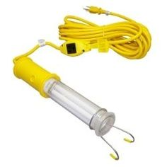 Stubby II 13 Watt Fluorescent Lamp with 25' Cord and Tool Tap