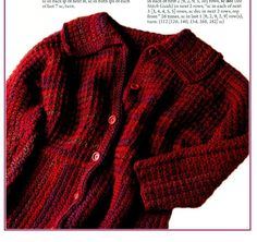 #ClippedOnIssuu from Crochet annie's attic crochet coats
