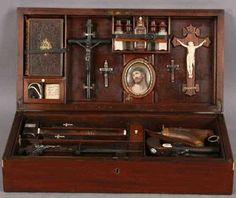 Vampire Hunting Kit 18th Century