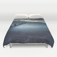 Just leave me alone Duvet Cover by HappyMelvin | Society6