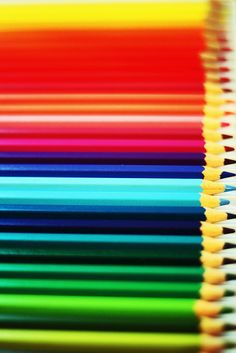 Colored Pencils; something ever designer needs on the go.
