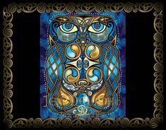 Celtic OWL art
