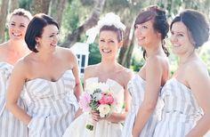 BCBGeneration bridesmaid dress