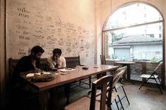 Birdsong Cafe by Studio Eight Twentythree