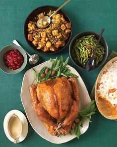 Freaked out about Thanksgiving? Take a deep breath and consult this handy checklist.