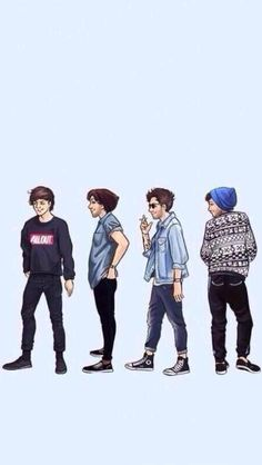 a collection of iconic looks