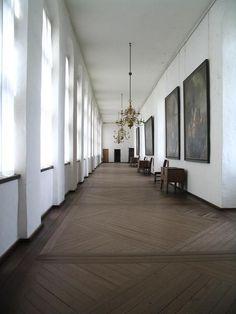 Inside Kronborg Castle