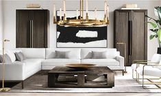 Coastal Living Rooms, Living Room Modern, Living Room Decor, Restoration Hardware, Great Rooms, Inspiration, Furniture, Canopy, Home Decor