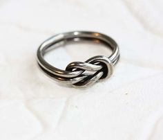 Sailor Knot Ring - Uncovet.com