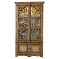 Coralie Display Cabinet.