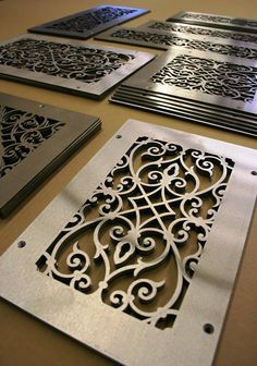 Decorative Vent Covers On Pinterest Covers Air