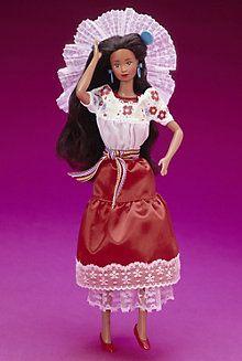 <em>Mexican</em> Barbie® Doll 1st Edition