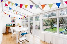 This three bedroom home just outside Wimbledon sleeps up to 2 adults and 2 children plus a baby in a travel crib, and has a large and lovely garden.