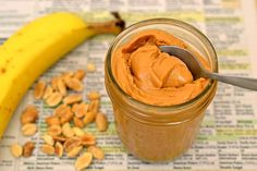 How To Make Peanut Butter in Five Minutes