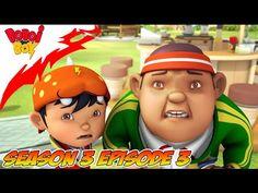BoBoiBoy TERBARU Season 3 Episode 3: Probe Dalam Ingatan FULL