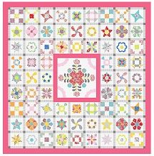 Sue Daley Designs Infusion Quilt Sew Along Full Fabric Kit