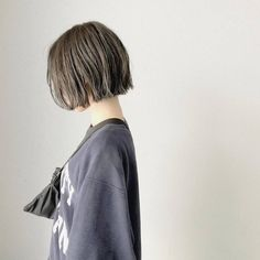 Short Thin Hair, Short Hair Cuts, Short Hair Styles, I Like Your Hair, How To Make Hair, Hair Arrange, Hair Images, Grunge Hair, Hair Designs
