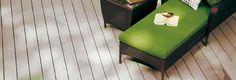 Outdoor Sectional, Sectional Sofa, Outdoor Furniture Sets, Outdoor Decor, Sun Lounger, Flooring, Wood Floor, Home Decor, Wood Flooring