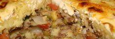 Receita de Torta de sardinha de liquidificador - Receitas Supreme