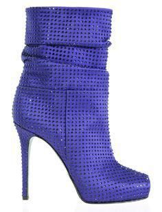 now those are some kickin' ankle boots!