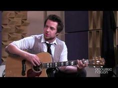 "▶ Acoustic Nation PLAY IT NOW - Lee DeWyze ""Fight"" - YouTube"