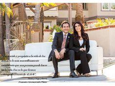 Diamantes Internacionales Platino, Ileana y Hugo Johnson.