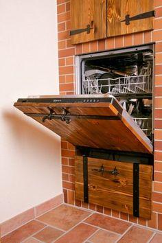 Küchenblock freistehend rustikal  die gemauerte Küche | TRAVEL #ITALY | Pinterest | Gemauerte küche ...