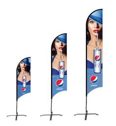 Create #customflags with vibrant, eye-popping colors. You can get started with one of our free, customizable templates or upload your own design. We offer a fast turnaround. Shop Now! #customflagscanada #customflagstoronto #straightflag #advertisingflags #promotionalflags #outdoorflags #featherflags Custom Feather Flags, Custom Flags, Custom Banners, Teardrop Banner, Custom Canopy, Banner Printing, Custom Printing, Trade Show Booth Design, Flag Shop
