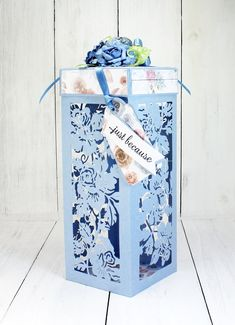 Create show-stopping designs with our fabulous Centrepiece Create-A-Card Dies! Project by Carin Heathcote Crafters Companion Cards, Centre Pieces, Decorative Boxes, Create, Projects, Inspiration, Design, Home Decor, Log Projects
