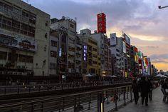 https://flic.kr/p/zxV13a | 빛과 그림자 : Light and shadow | 대부분의 도시가 이런 빛과 그림자를 가지고 있겠지만 확실히 노을기가 더해지면서 그윽해지는 도시 느낌은 일본스럽다는 생각을 하게됩니다. 그런 것을 보면 한국 서울은 너무 밝지요.