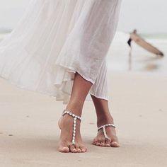 Bijoux de pied -MYSTIC