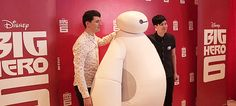 big hero 6 dan and phil - Google Search
