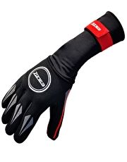 Zone 3 Neoprene Swimming Gloves The Zone 3 Neoprene Swimming Gloves will keep hands and wrists warmer in cold water and are designed with a long wrist covering for a good fit under a wetsuit http://www.MightGet.com/january-2017-13/zone-3-neoprene-swimming-gloves.asp