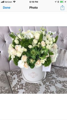 Photo of J'Adore Les Fleurs - Studio City, CA, United States. Just had this stunning arrangement delivered and the recipient has already called me and can't believe how gorgeous it is! #BestFloristInLA