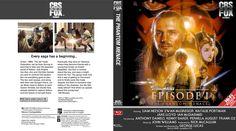 Star Wars Episode 1 Blu-ray Custom Cover
